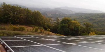 PHOTOVOLTAIC PLANT INSTALLED