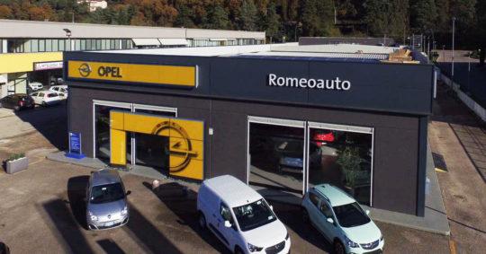 Fotovoltaici romeoauto 42