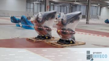 MAAP MA Automotive Portugal SA: february 2019 work progress